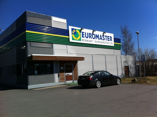 Euromaster Oulu Toppila Oulu