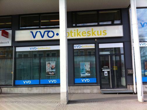 VVO-kotikeskus Oulu Oulu