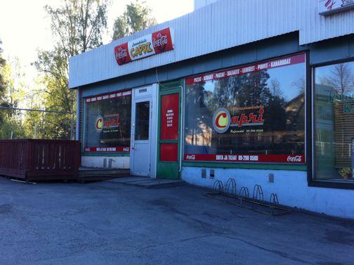Lounasravintola Capri Nurmijärvi