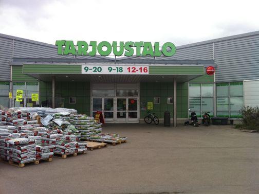 Tarjoustalo Klaukkala Nurmijärvi