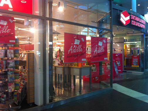 Suomalainen Kirjakauppa Helsinki Itis Helsinki