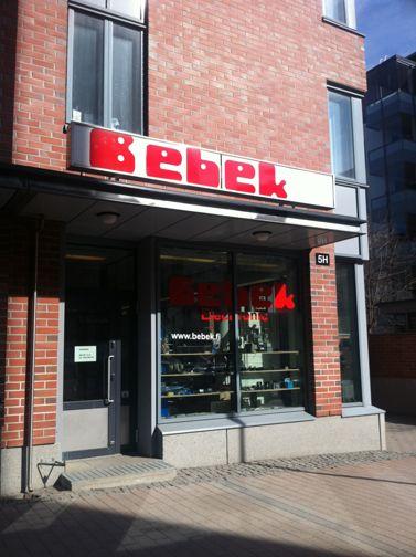 Bebek Electronic Ky Tampere