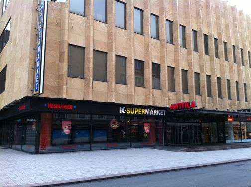 Anttila Turku Turku
