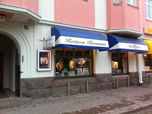Valokuvaamo Keräsen Kuvaamo Oulu