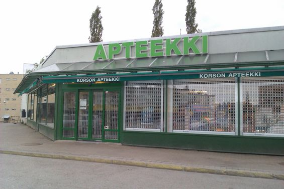 Korson apteekki Vantaa