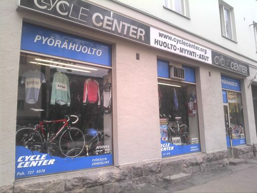 Cycle Center Finland Oy Ltd Helsinki