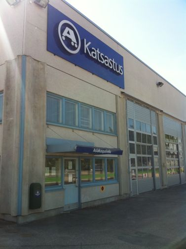 A-Katsastus Vantaa-Kehä III Vantaa