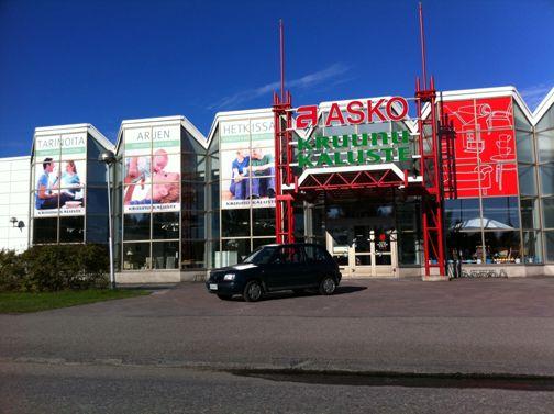 Kruunukaluste Oulu Sisustajantori Oulu