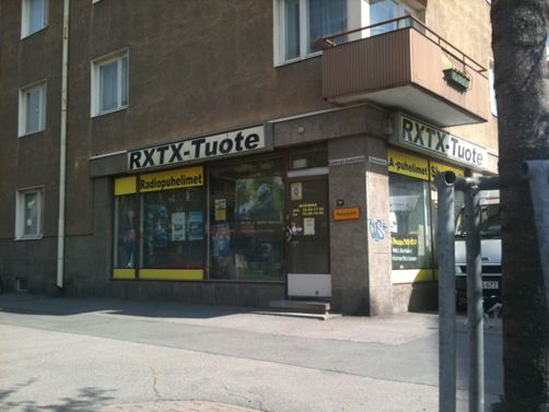 RXTX-Tuote Tampere