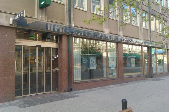 Danske Bank, Keskustan konttori Turku