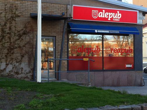 Ale pub Turku Turku