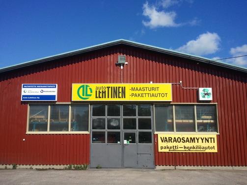 Auto-Lehtinen Oy Salo