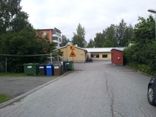 Jyväskylän kaupunki Nisulan päiväkoti Jyväskylä