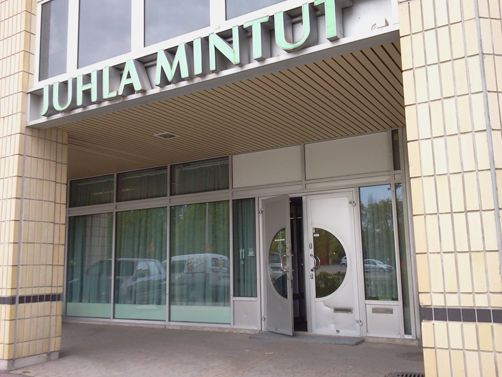 Juhla Mintut Oy Pitopalvelu Helsinki