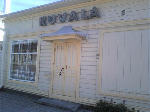 Kuvala Elokuvateatteri Uusikaupunki