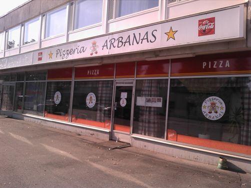 Pizzeria Arbanas Forssa