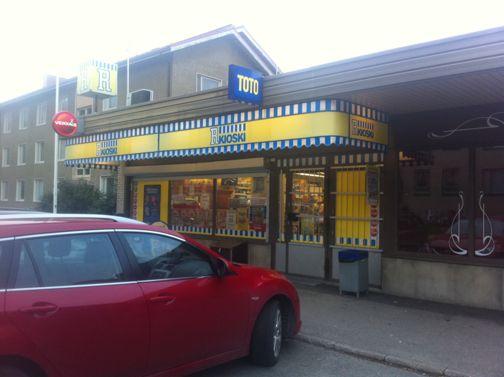 R-Kioski Jämsänkoski Jämsä
