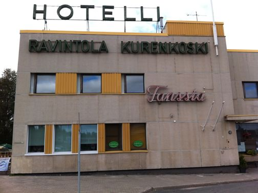 Hotelli-Ravintola Kurenkoski Pudasjärvi