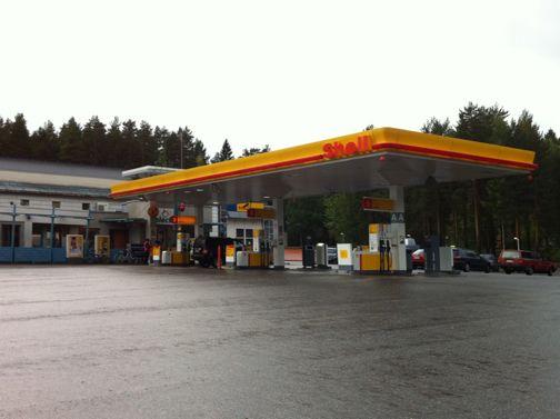 Shell Liperi Ylämylly Liperi