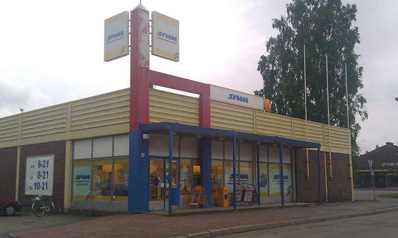 Siwa Asematie Kangasniemi