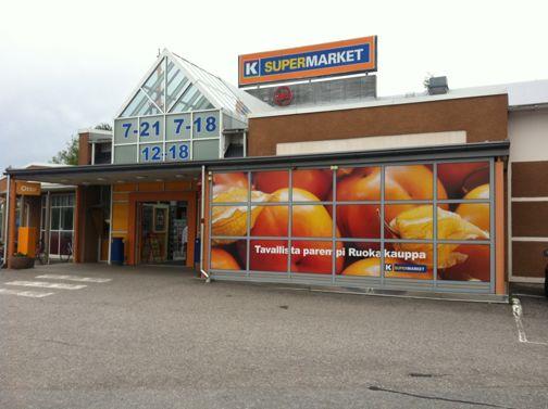 K-supermarket Reimari Parainen