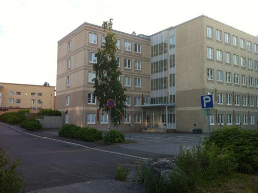 Pohjanmaan verotoimisto Vaasan toimipaikka Vaasa