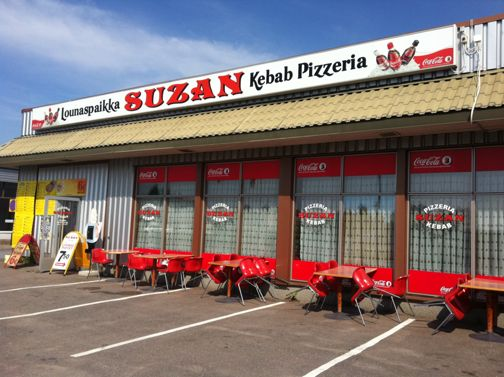 Saimaan Pizzeria-Kebab Lappeenranta