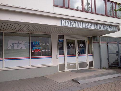 Urheiluhallit Oy Helsinki