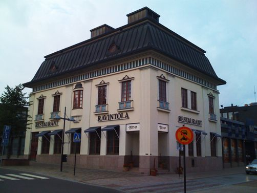 Ravintola Tassos Lappeenranta