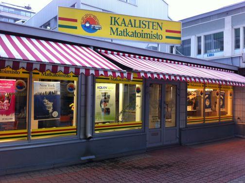 Ikaalisten Matkatoimisto Turku