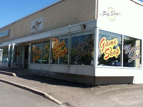 Pop Shop Salo