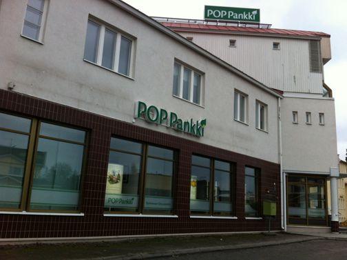 POP Pankki Kyrönmaan Osuuspankki Isokyrö