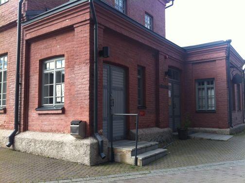 Tampereen kaupunki toimintakeskus Wärjäämö Tampere
