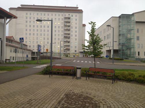 Pohjois-Karjalan keskussairaala Joensuu