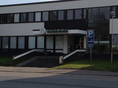 Jokilaaksojen verotoimisto Raahen toimipiste Raahe