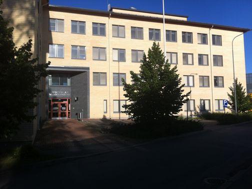 Uudenmaan verotoimisto Järvenpää