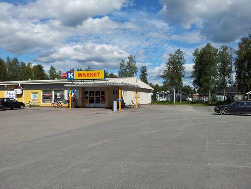 K-market Kirsikka Tornio