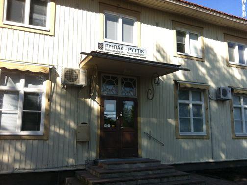 Pyhtään kunta Pyhtää