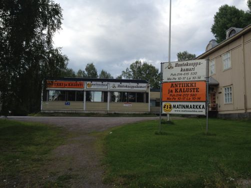 Huutokauppakamari Jyväskylä
