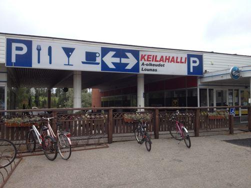 Keilarysä - Viitasaaren viihdekeskus Viitasaari