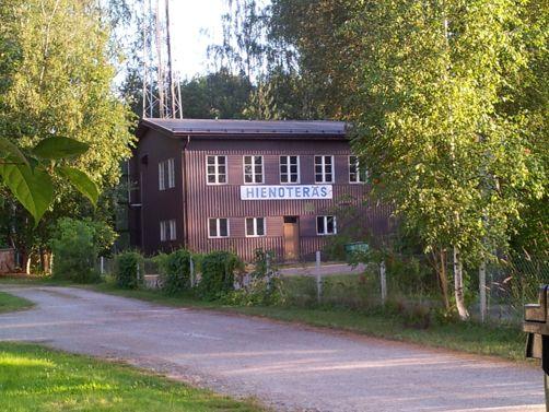 Hienoteräs Oy Vantaa