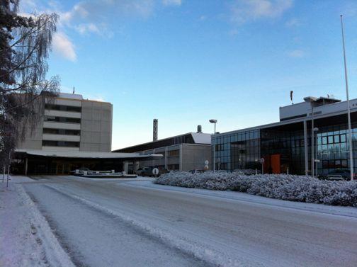 Päijät-Hämeen keskussairaala Lahti