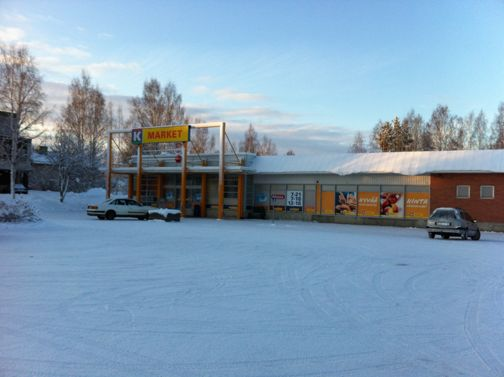 K-market Mesikämmen Pielavesi