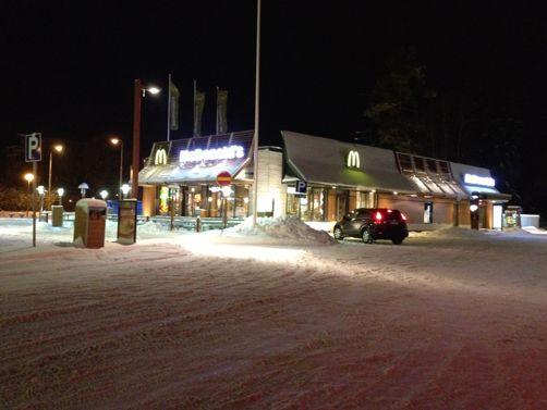 McDonald's  Järvenpää Järvenpää