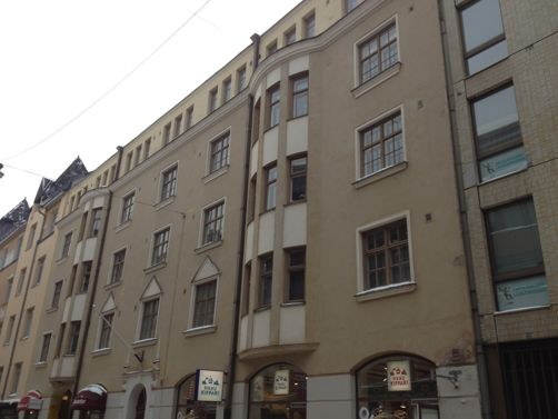 Chenni's World Helsinki