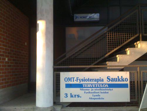 OMT-Fysioterapia Saukko Oy Seinäjoki