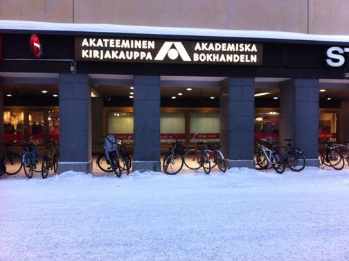 Akateeminen Kirjakauppa Oulu