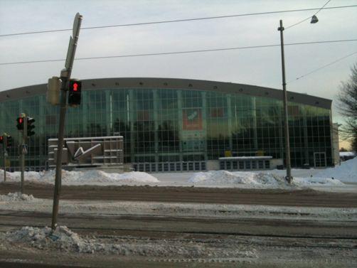 Helsingin jäähalli Helsinki