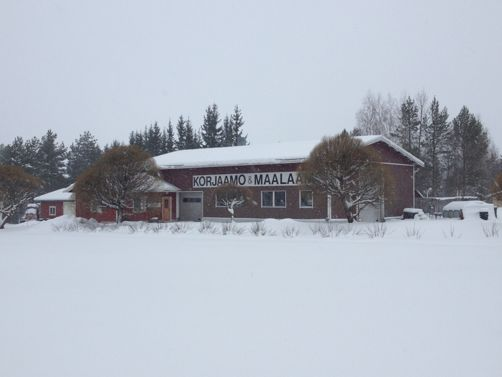 Autopeltikorjaamo/ Hinauspalvelu Kauppi Pekka Jokioinen