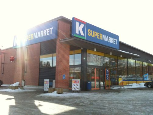 K-supermarket Eteläkeskus Rovaniemi